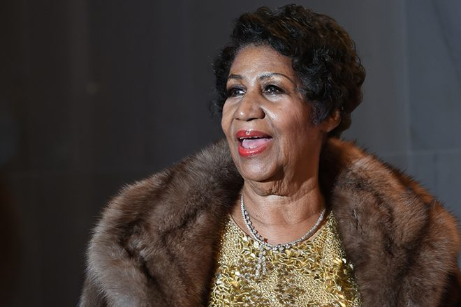 Aretha Franklin says she is moving back home to Detroit