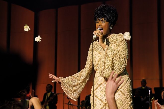 Watch the trailer for upcoming Aretha Franklin biopic