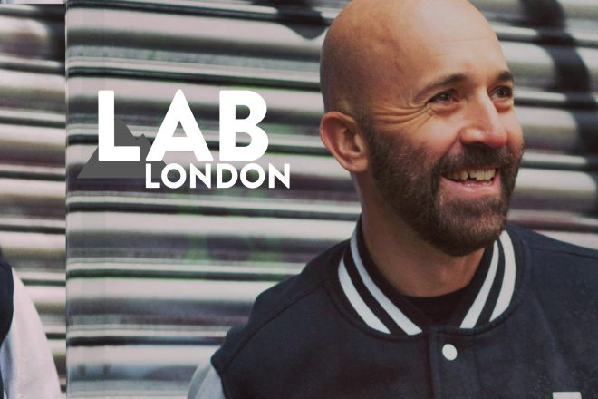 Audio Rehab takeover in The Lab LDN