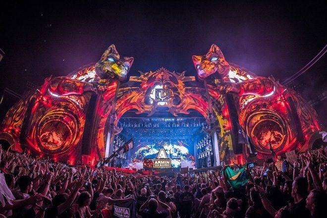 Armin van Buuren has produced UNTOLD Festival's official anthem