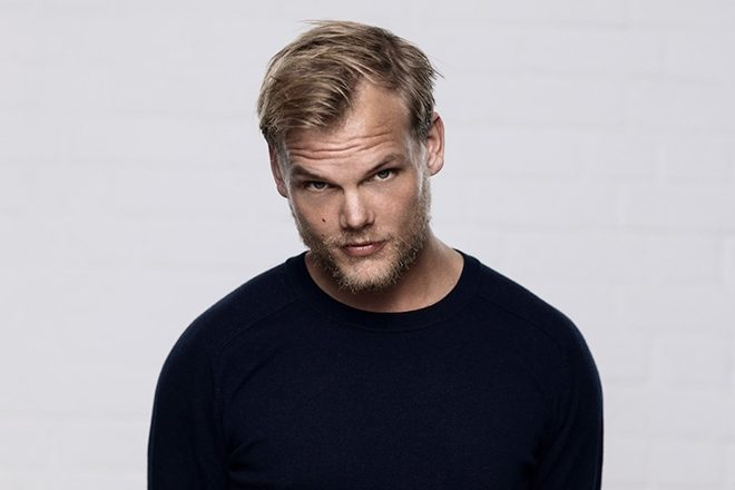 A memorial site for Avicii is being created in Stockholm
