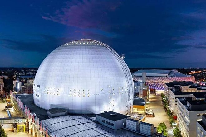Stockholm's Ericsson Globe has been renamed Avicii Arena