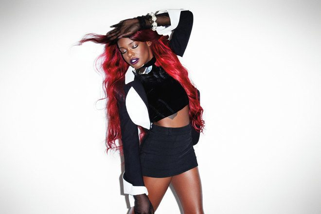 Azealia Banks may have been dropped by her booking agency