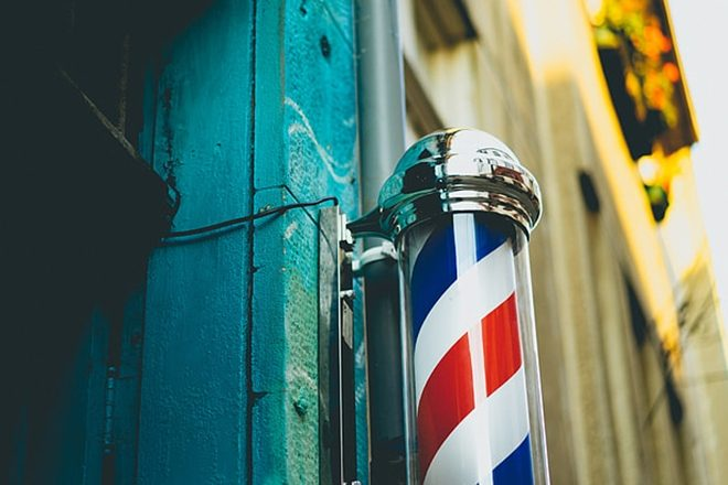 Police broke up an underground party at a New York barber shop