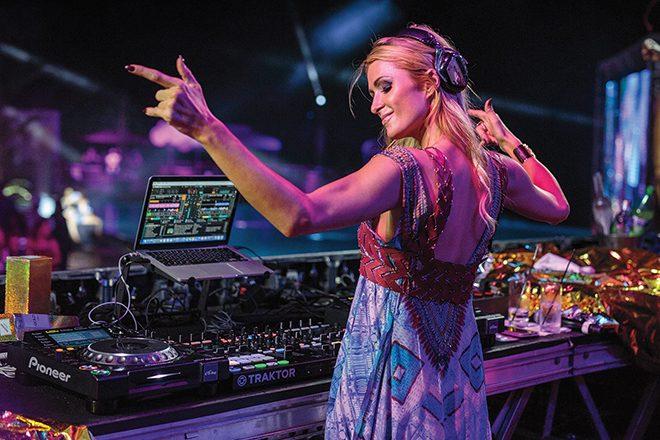 """Paris Hilton plans to release a """"deep house, techno-pop"""" album"""
