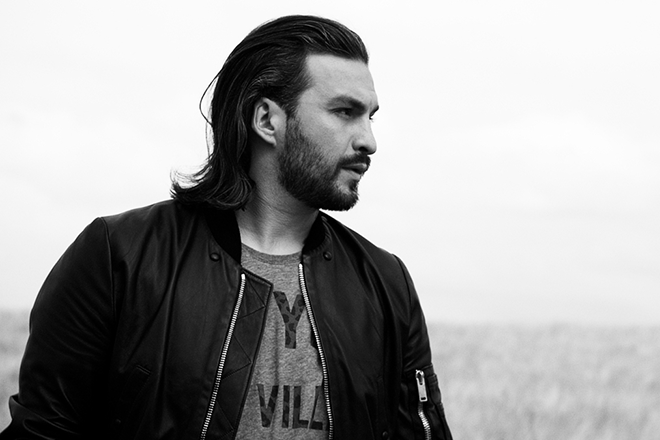 Steve Angello is producing yet another EDM television show
