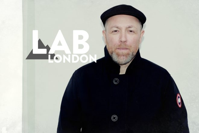 Ben Sims in The Lab LDN