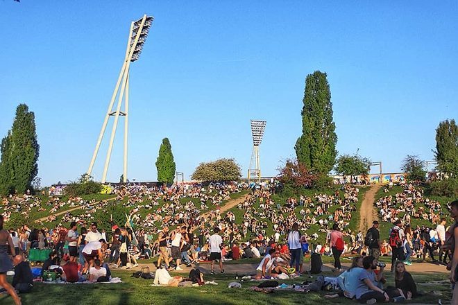 Berlin's local government seeking open-air spaces for socially distanced parties