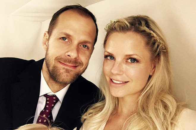 Adam Beyer and Ida Engberg celebrate wedding with afterparty in Berghain