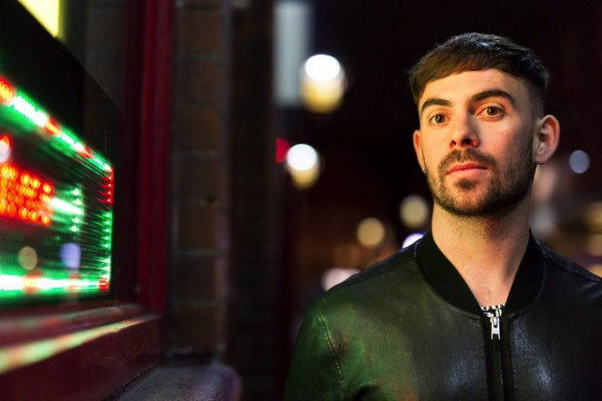 Patrick Topping is hosting a pub crawl in Leeds