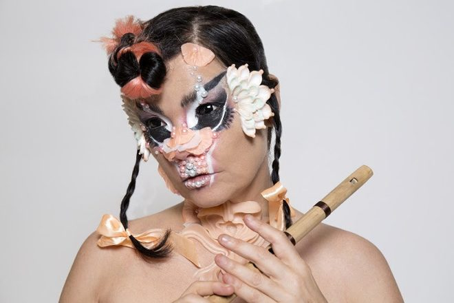 Björk compares new album to The Simpsons' three-eyed fish