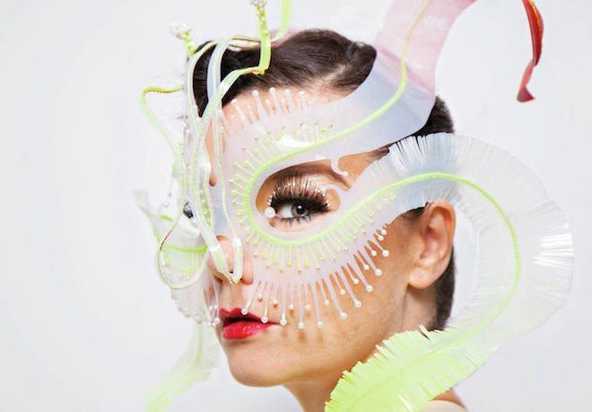 """Björk details her """"aesthetic connection"""" with Jesse Kanda in new documentary"""