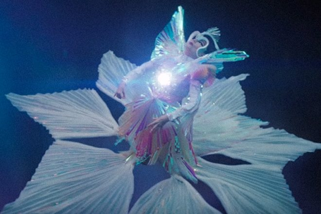 Björk turns supernatural in the video for new single 'The Gate'
