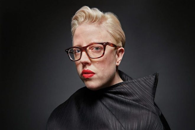 The Black Madonna is officially a Help Refugees ambassador