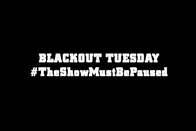 Today #TheShowMustBePaused – here's why