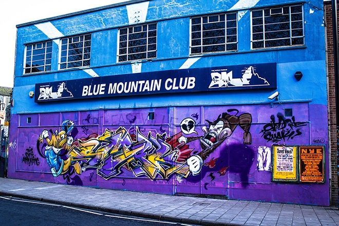 Bristol's Blue Mountain club is closing down