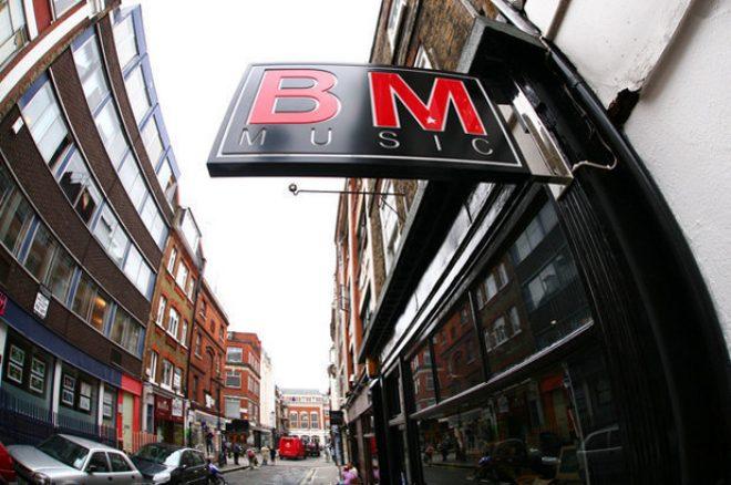"London record shop BM Soho has closed ""due to circumstances"""