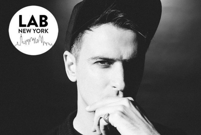 Boys Noize in the Lab NYC