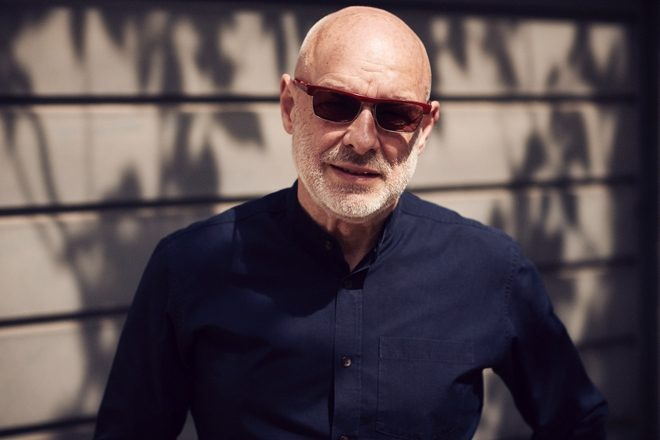 Brian Eno joins Ibiza International Music Summit to talk climate change