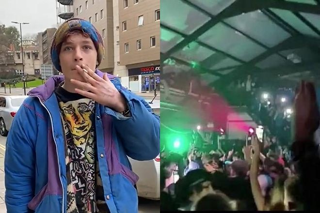 """Bristol illegal rave teen claims """"raves aren't anti-lockdown, they're anti-capitalism"""""""