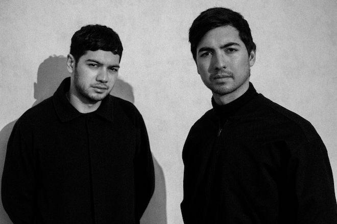Premiere: Brothers Black bring on primal, dark techno in 'Clarice'
