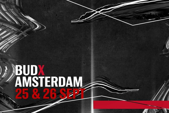 Everything you need to know about the BUDX Amsterdam event
