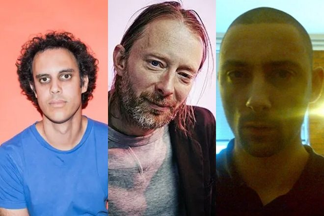 Four Tet, Thom Yorke and Burial release new collaborative 12""