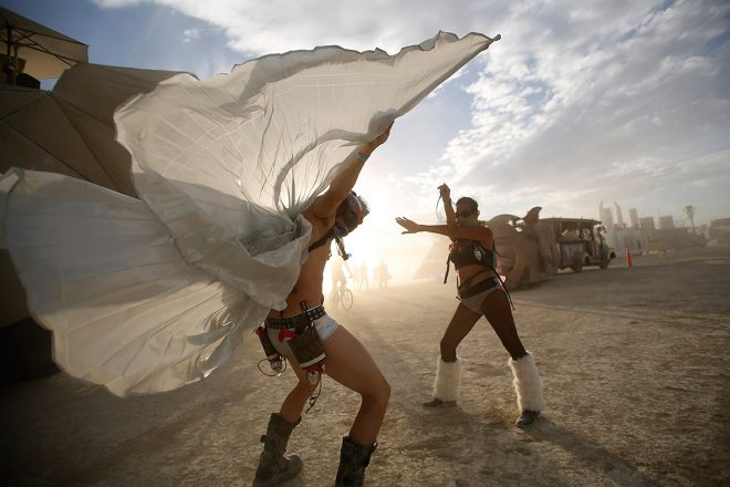 Burning Man aims to cut influencers and luxury camp packages