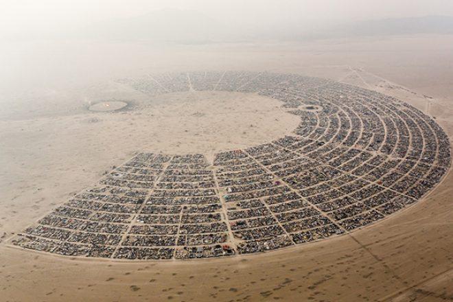 Burning Man gibt es jetzt auch im Live-Stream
