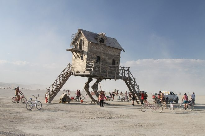 Burning Man to host a virtual festival this year