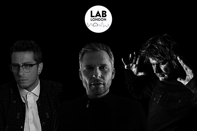 Martin Buttrich b2b Davide Squillace b2b Timo Maas in The Lab LDN