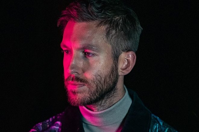Calvin Harris is the sole DJ to make the Sunday Times Rich List