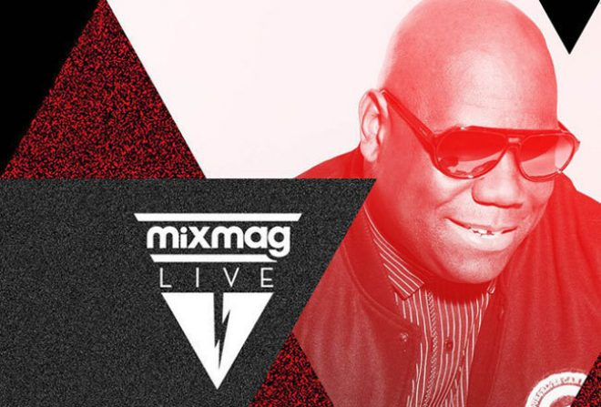 Mixmag Live with Carl Cox