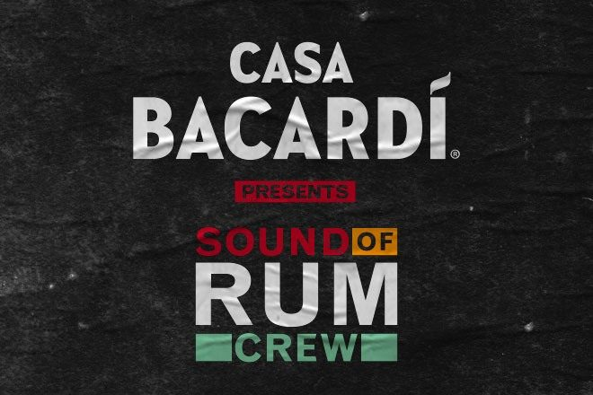 Catch The Sound of Rum Crew at Casa Bacardí