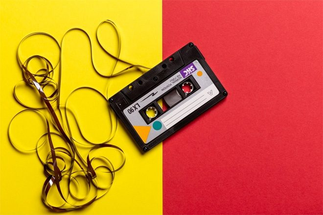 Lou Ottens, the inventor of the audio cassette tape, has died