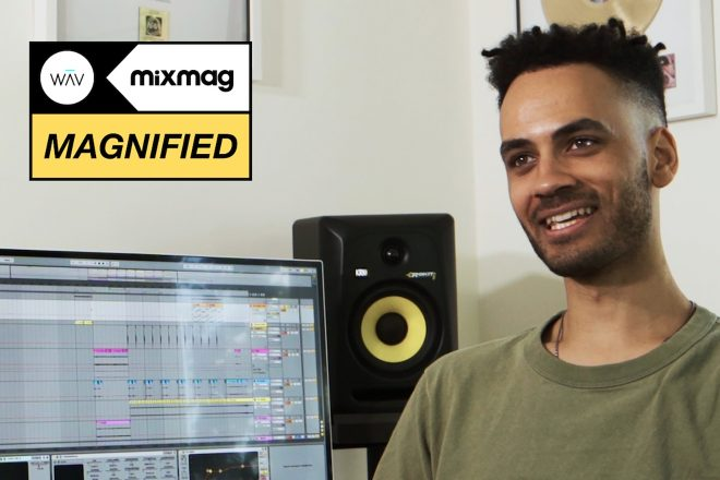 Cassian readies for his debut album in Magnified's documentary series