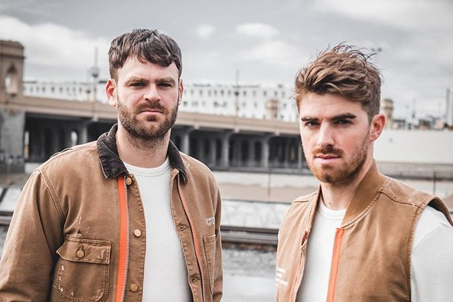 The Chainsmokers receive backlash after drive-in concert in New York