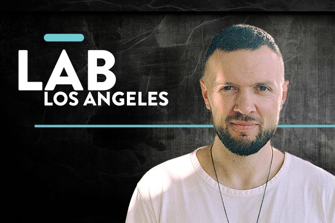 Chris Lake in The Lab LA