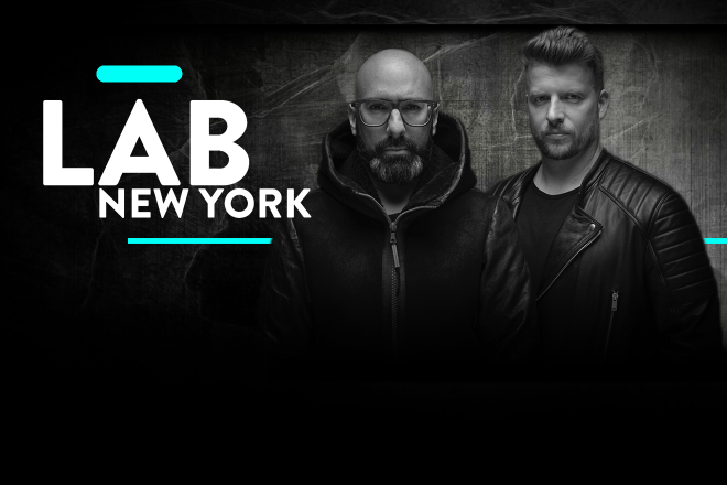 Chus+Ceballos in The Lab NYC