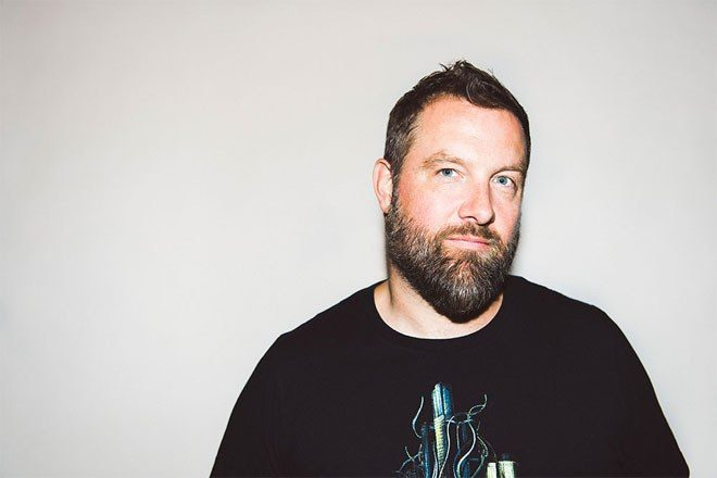 Watch Claude VonStroke perform comedy at an open mic
