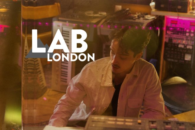 Cody Currie in The Lab LDN