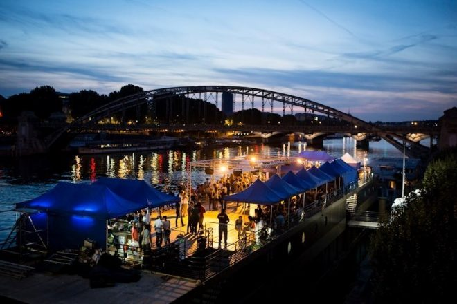 Paris nightclub Concrete is at risk of closure