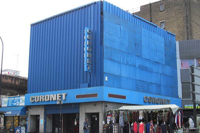 London's The Coronet to close in 2017