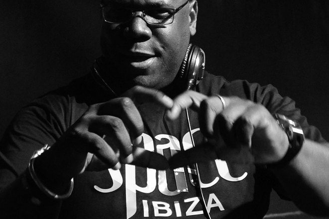 Carl Cox is ending his 15-year Space Ibiza residency