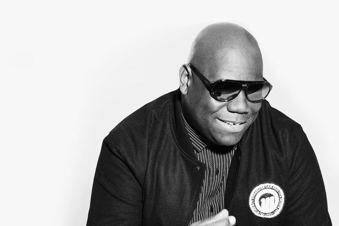 Full line-up revealed for Carl Cox's closing Space season