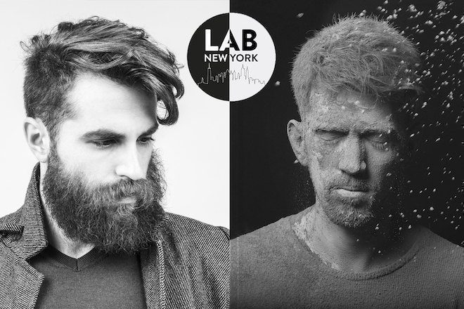 Suara showcase in The Lab NYC: Coyu and Bastian Bux