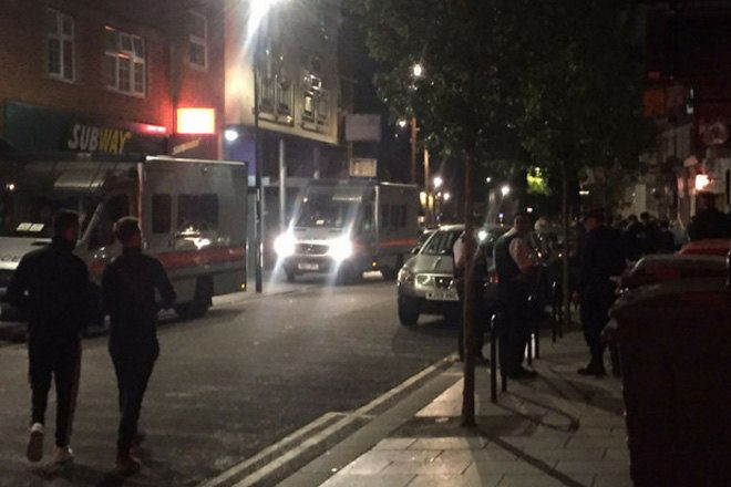 Drei Festnahmen bei illegaler Party in London