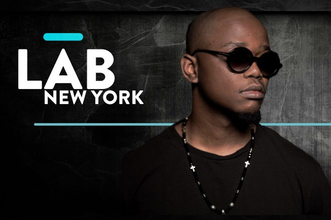 Culoe De Song in The Lab NYC