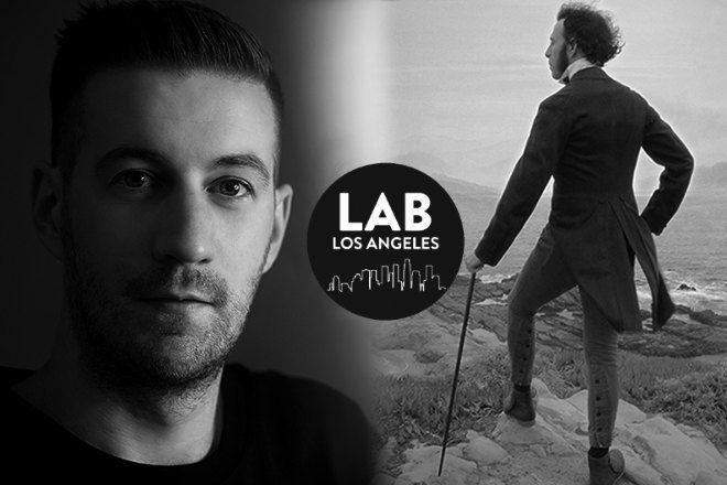 Daedelus and Kastle in The Lab LA