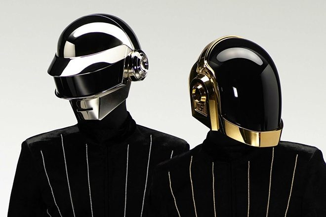 Daft Punk's 'Homework' and 'Alive 1997' are being reissued on vinyl